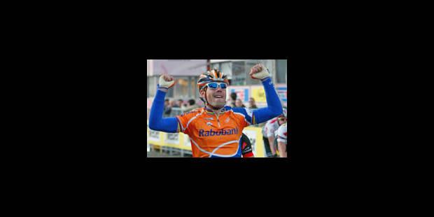 Freire règle un sprint sans Boonen - La Libre