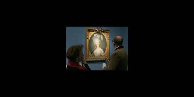 Marie-Antoinette, avant l'orage - La Libre