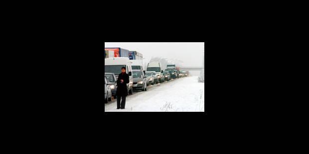 La météo perturbe fortement la circulation - La Libre