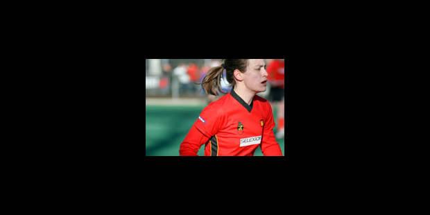 Les hockeyeuses belges battent les Anglaises - La Libre