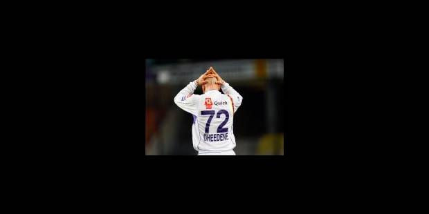 Anderlecht s'impose sur le fil contre le GB Anvers