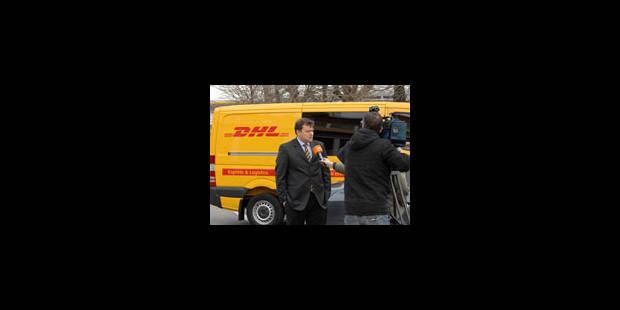 Possible action syndicale de DHL - La Libre