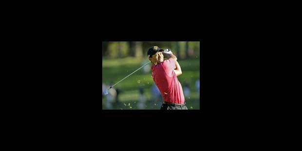 Tiger Woods de retour sur terre