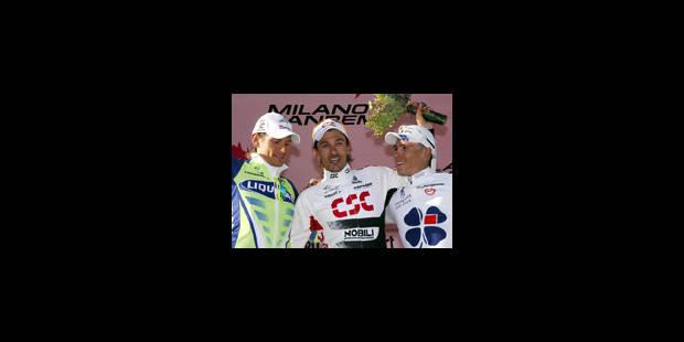 Succès du Suisse Fabian Cancellara ! - La Libre