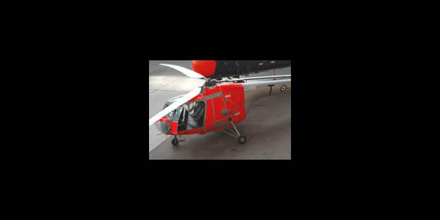 Cinq nouveaux aéronefs au Musée - La Libre