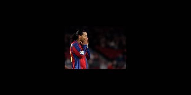 Ronaldinho peut se chercher un nouveau club