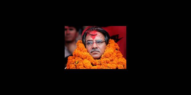 Les maoïstes se préparent à pavoiser - La Libre