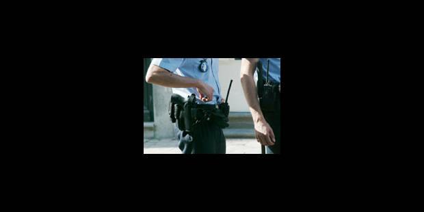 Les policiers ne seront pas oubliés - La Libre