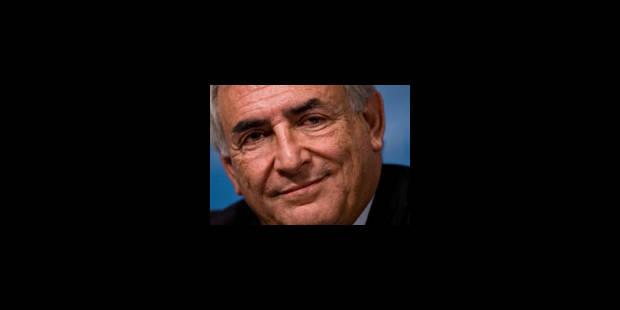 Dominique Strauss-Kahn profite-t-il de la crise? - La Libre