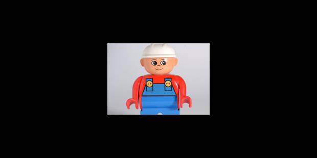 Dans le ventre de la brique Lego - La Libre