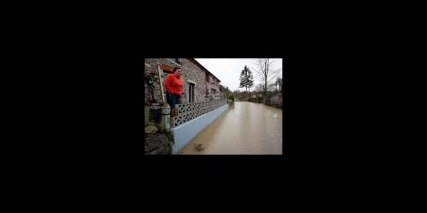 Intempéries reconnues comme calamités - La Libre