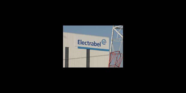Electrabel casquera 120 millions - La Libre