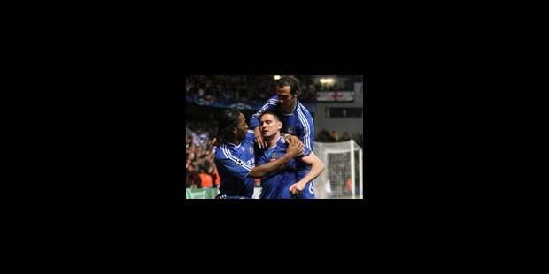 Chelsea en finale de la Champions League - La Libre