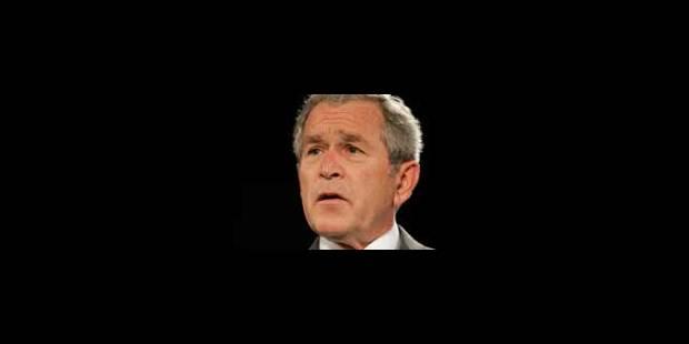 La franchise de George Bush sur la crise