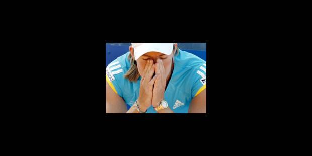 Justine Henin déclare forfait - La Libre