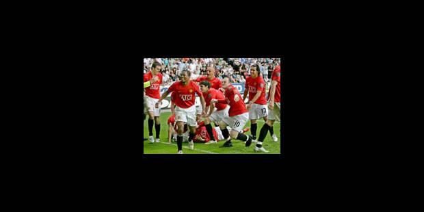 Manchester United remporte son 17e titre de champion - La Libre