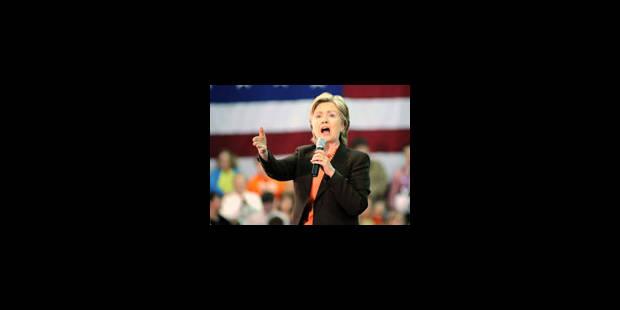 Clinton largement favorite en Virginie occidentale - La Libre