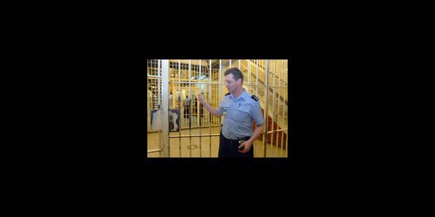 Nouvelle grève à la prison de Forest - La Libre