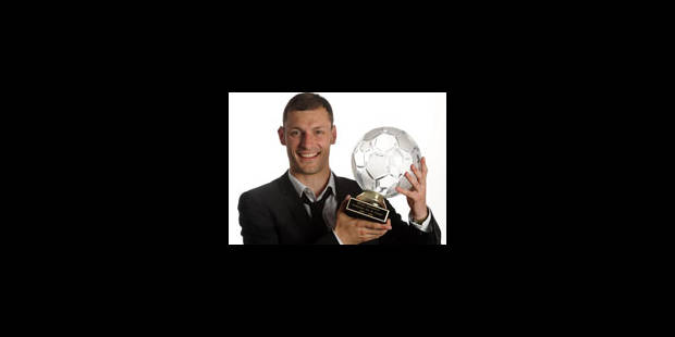Milan Jovanovic élu par ses pairs - La Libre