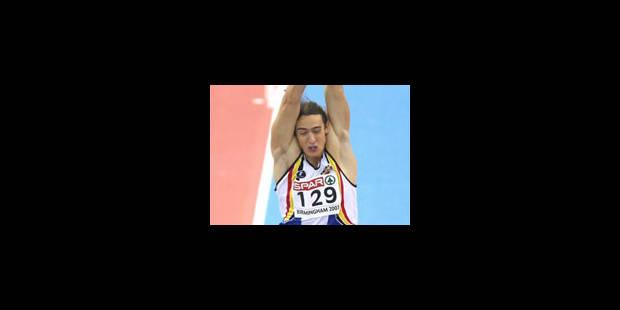 Un Belge aux Jeux Olympiques
