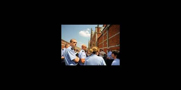 La grève des gardiens se poursuit à Forest - La Libre
