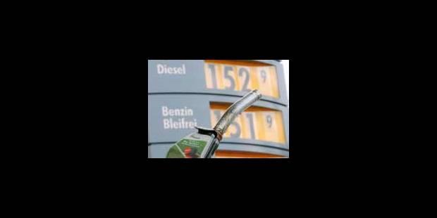 Les accises sur le diesel vont augmenter - La Libre