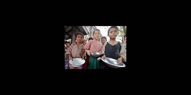 Les pauvres d'Asie à l'abandon - La Libre