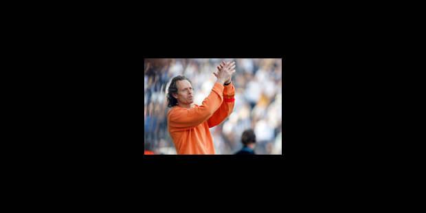 Michel Preud'Homme quitte le Standard