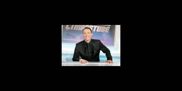 Julien Courbet quitte TF1 - La Libre