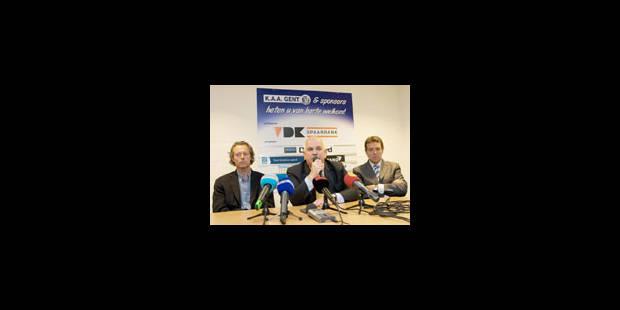 Michel Preud'homme unit sa destinée à La Gantoise - La Libre