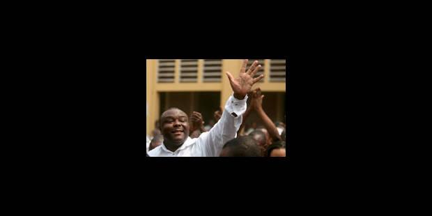Jean-Pierre Bemba maintenu en détention - La Libre