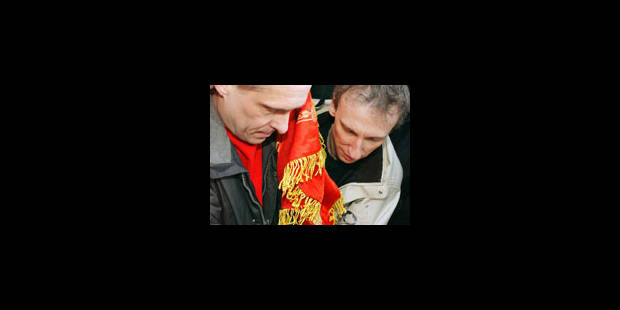 Les ex-leaders des CCC à nouveau arrêtés - La Libre