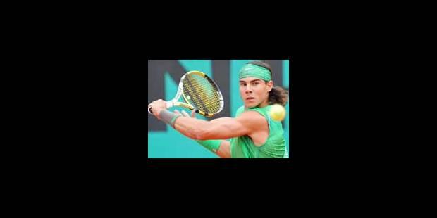 Nadal bat des records à Roland Garros - La Libre
