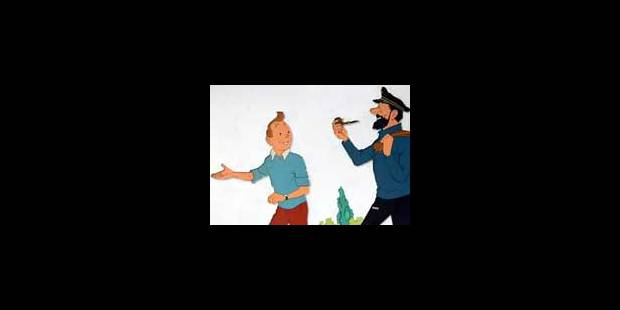 Tintin (et les autres) aux Pays-Bas - La Libre