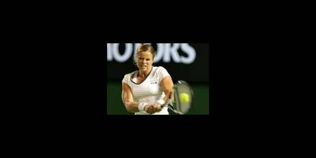 Kim Clijsters de retour sur le circuit ? - La Libre