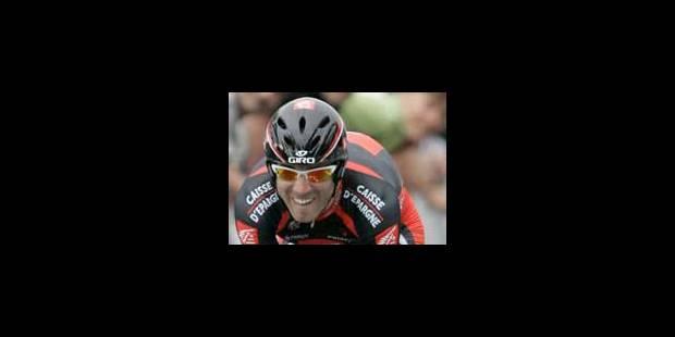 Alejandro Valverde l'emporte au sprint - La Libre