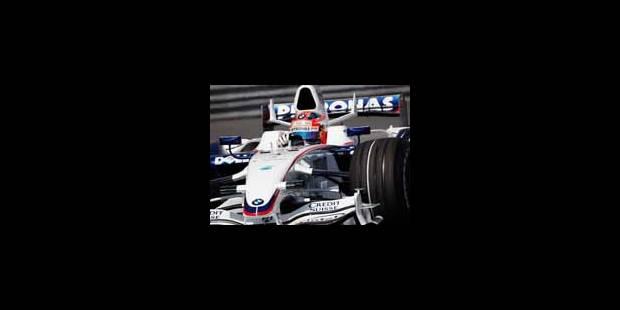 Victoire de Kubica - La Libre