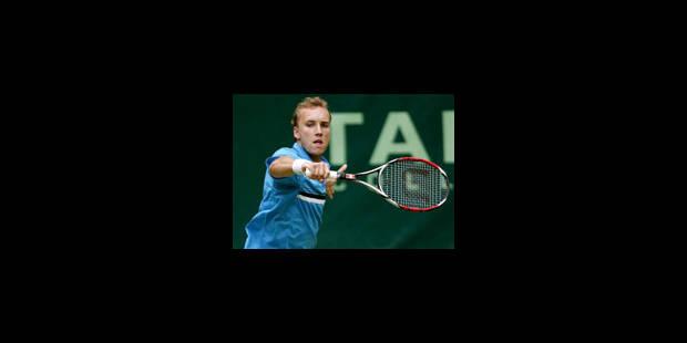 Wimbledon en vue pour Steve Darcis - La Libre