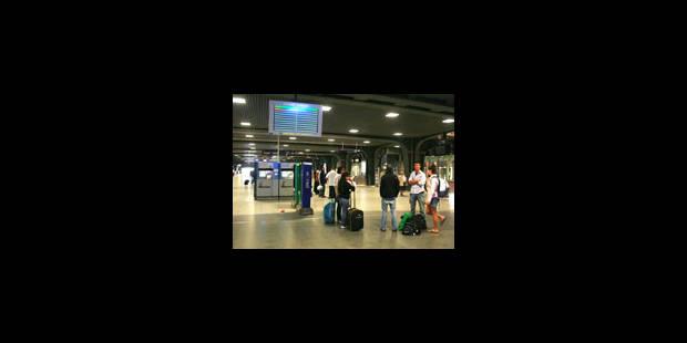 La SNCB adapte ses horaires - La Libre