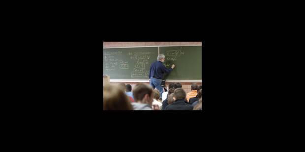 """Les profs garderont leur """"préretraite"""" - La Libre"""
