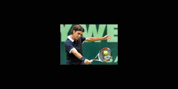 Le Suisse Roger Federer en finale - La Libre