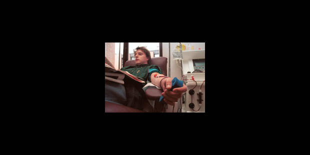 La Belgique a besoin de donneurs de sang - La Libre