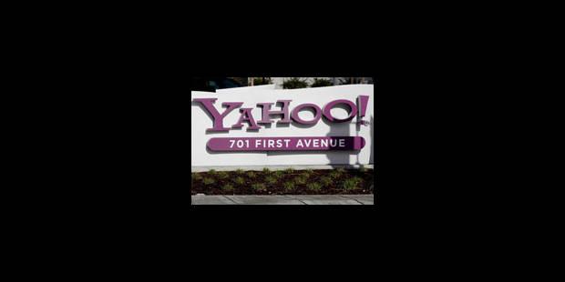 Yahoo! clôt le feuilleton Microsoft