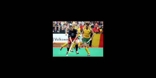 La Belgique largement battue par l'Australie - La Libre