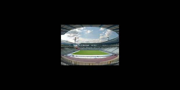 Une solution pour le stade national? - La Libre