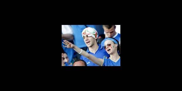 "Euro 2008: le titre de consolation pour la ""Squadra Azzurra"" - La Libre"