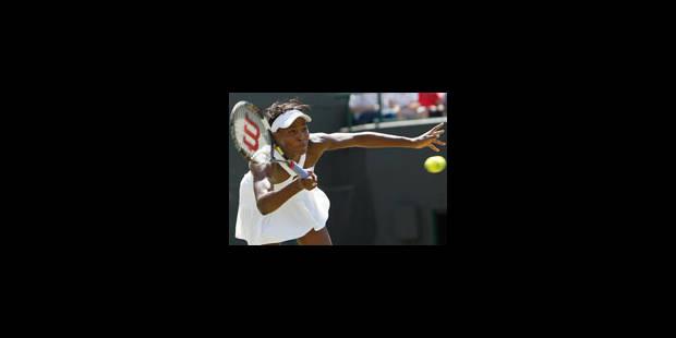 Williams et Dementieva en huitièmes de finale - La Libre