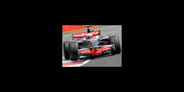 Kovalainen en pole position - La Libre