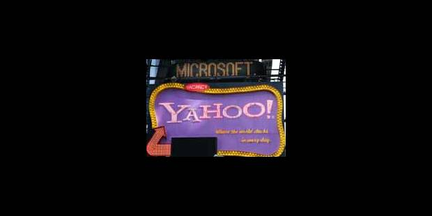 L'action Yahoo! s'envole