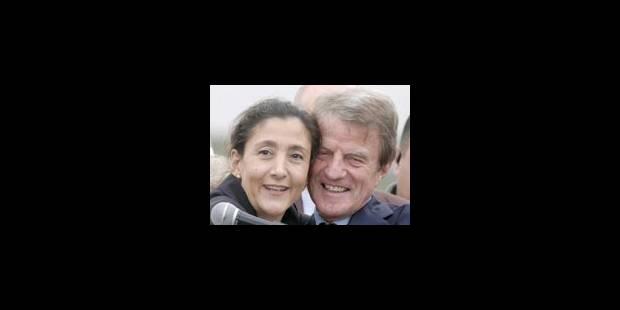 """Kouchner: """"il n'y a pas eu d'argent français"""""""